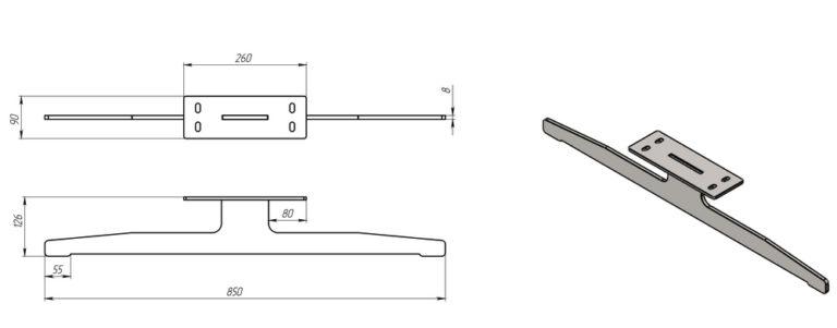 МП-29, чертеж